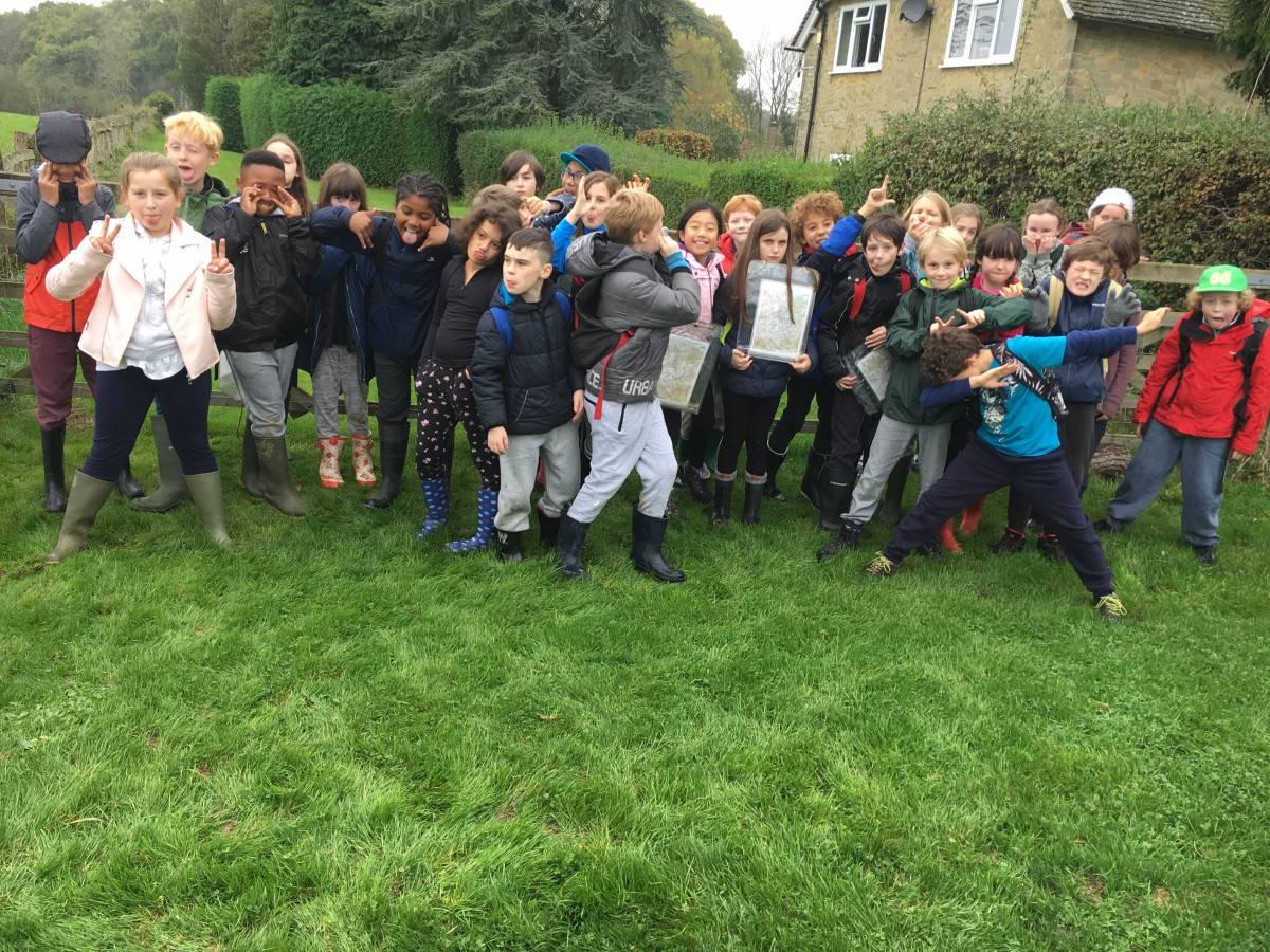 Sayers Croft 2017 - DAY 3 - Eleanor Palmer Primary School