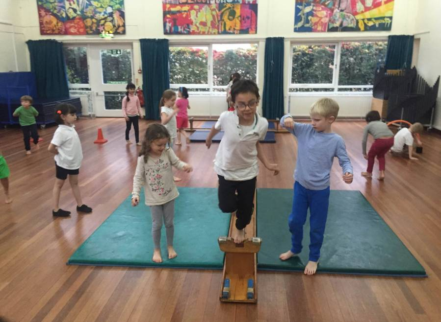 Astronaut Training Camp in Y2! - Eleanor Palmer Primary School
