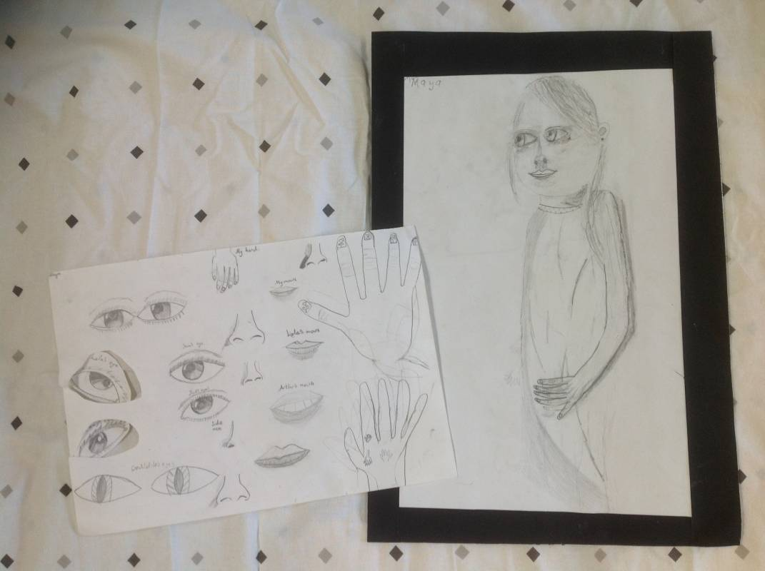 Art Calendar : Year dt and art projects complete eleanor palmer