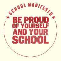 Be Proud of Yourself and Your School