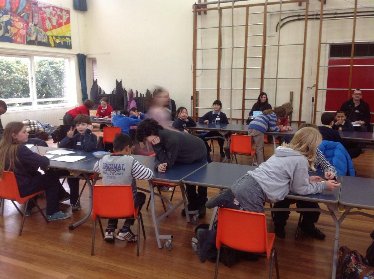 camden schools maths challenge