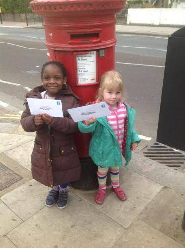 postbox jess nd belle